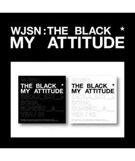 WJSN - THE BLACK - Single Album Vol.1 [My attitude]