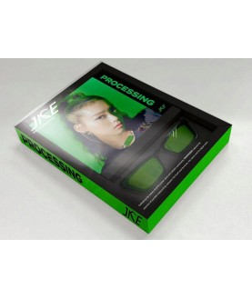 Jace Chan  Processing (Deluxe with sunglasses) 2CD
