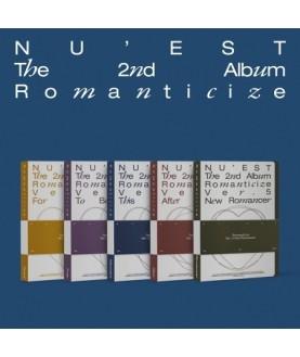 NU'EST  - The 2nd Album 'Romanticize'