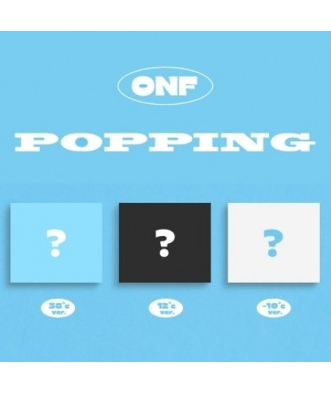 ONF Summer Popup Album - POPPING