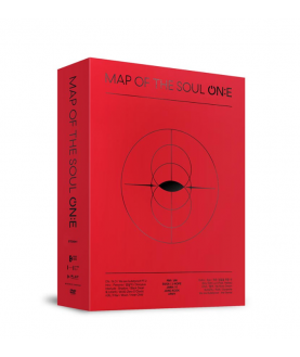 BTS - MAP OF THE SOUL ON:E DVD (3 DISC)
