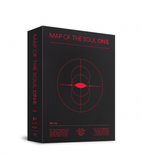 BTS - MAP OF THE SOUL ON:E BLU-RAY (3 DISC)