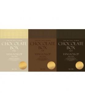 YANG YO SEOP - 1st Full Album [Chocolate Box] (White Ver. + Milk Ver. + Dark Ver.)