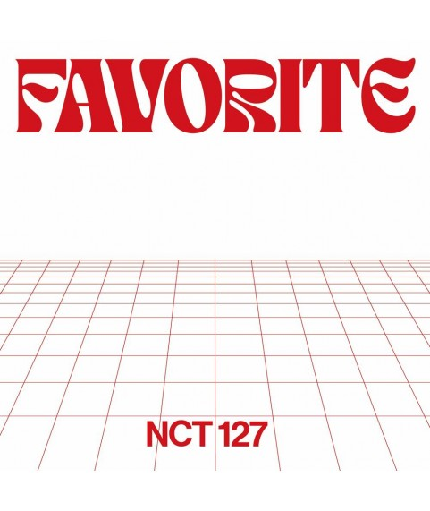 NCT 127 - The 3rd Album Repackage [Favorite] (A ver.)/(B ver.)  CLASSIC ver.  CATHARSIS ver.