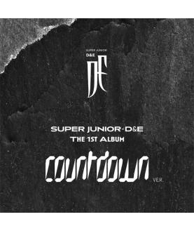 Super Junior : D&E - Album Vol.1 [COUNTDOWN] (Countdown Ver.)/(California Love Ver.)/(be Ver.)