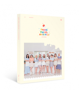 TWICE - ['Happy TWICE & ONCE day!' AR PHOTOBOOK] (6th Anniversary LIMITED)