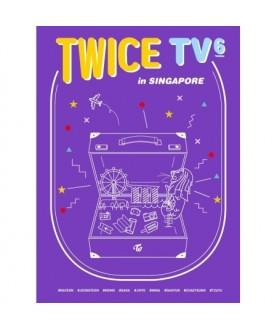 TWICE TV6 : TWICE IN SINGAPORE (3 DISC)