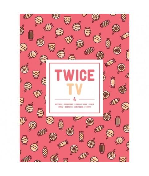 TWICE - TWICE TV4 (3 DISC)