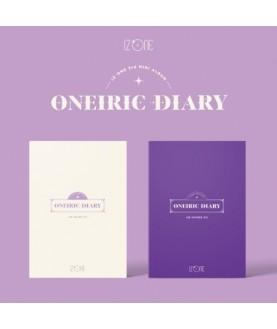 IZ*ONE - ONEIRIC DIARY (3rd Mini Album)