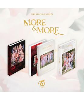 TWICE - Mini Album Vol.9 [MORE & MORE]
