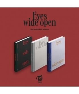 TWICE - Album Vol.2 [Eyes wide open]