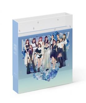 IZ*ONE - Mini Album Vol.2 [HEART*IZ] (Sapphire Ver.)