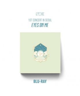 IZ*ONE - 1ST CONCERT IN SEOUL [EYES ON ME] [BLU-RAY]