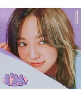 KIM SE JEONG - Mini Album Vol.2 [I'm]
