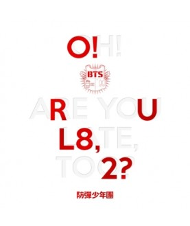 BTS - Mini Album Vol. 1 [O!RUL8.2?]