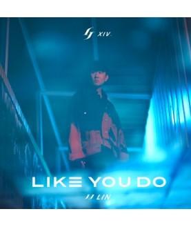 JJ 林俊傑 - Like You Do  EP Taiwan version