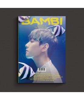 (EXO) BAEKHYUN – The 3rd Mini Album [Bambi] (Photo Book Ver.)