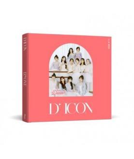 [Magazine] D-icon : Vol.11 IZ*ONE - IZ*ONE SHALL WE *Dance? 13. GROUP