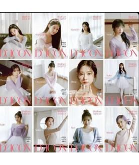 [Magazine] D-icon : Vol.11 IZ*ONE - IZ*ONE SHALL WE *Dance? Personal