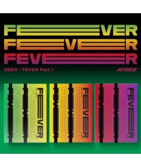 ATEEZ - Mini Album Vol.5 [ZERO : FEVER Part.1]