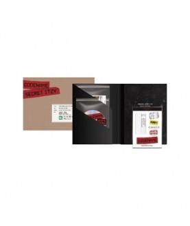 ITZY - [CODENAME : SECRET ITZY BEHIND DVD PHOTOBOOK PACKAGE] (DVD)