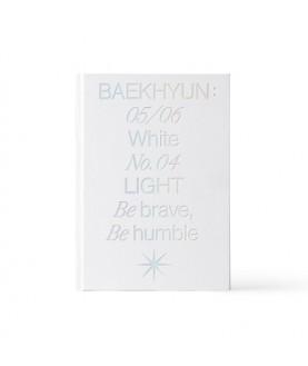 (EXO)BAEKHYUN - [BAEKHYUN:] SPECIAL PHOTO BOOK SET