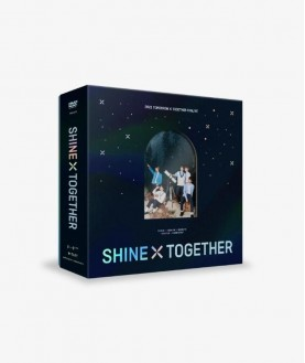 TXT 2021 FANLIVE SHINE X TOGETHER DVD