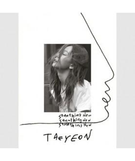 (GIRLS' GENERATION) TAEYEON - Mini Album Vol.3 [Something New]