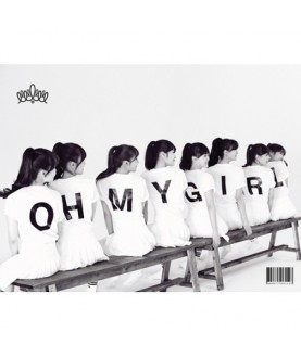 OH MY GIRL 1st Mini Album - OH MY GIRL