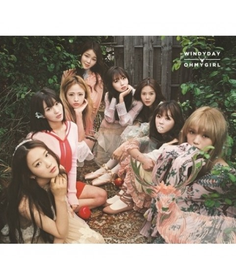 OH MY GIRL 3rd Repackage Mini Album - WINDY DAY