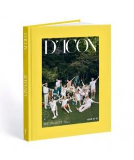[Magazine] D-icon : Vol.12 SEVENTEEN - MY CHOICE IS... SEVENTEEN : 14. GROUP