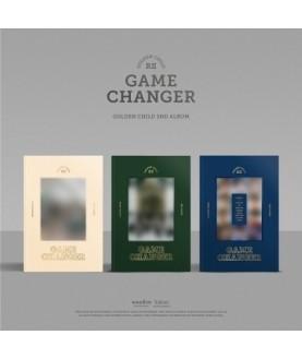 Golden Child 2nd Album - Game Changer