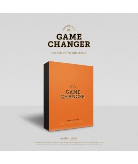 Golden Child 2nd Album - Game Changer (Limited Edition)