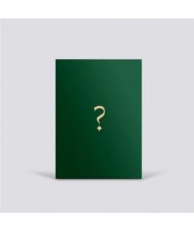 MAMAMOO - Mini Album Vol.10 [TRAVEL](Deep Green Ver.)