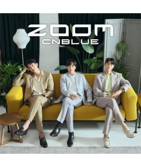 CNBLUE 12th Single「ZOOM」【BOICE VER.】