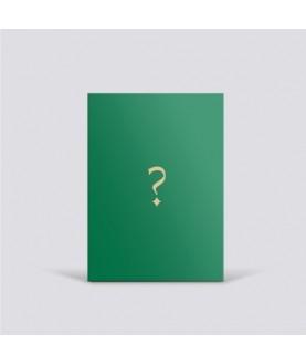 MAMAMOO - Mini Album Vol.10 [TRAVEL] (light green Ver)