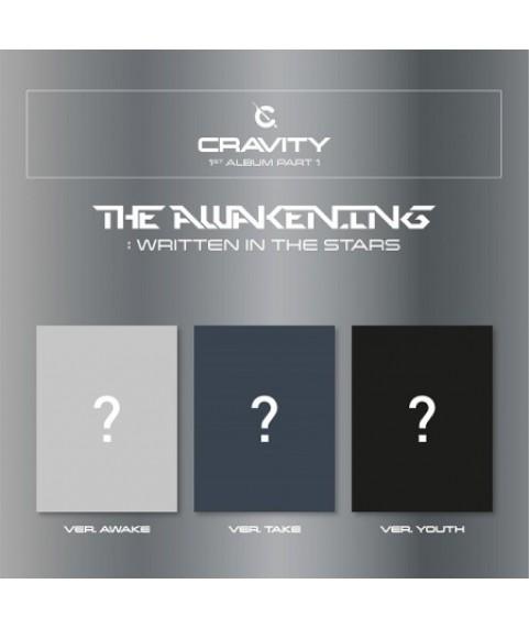 CRAVITY - 1ST FULL ALBUM PART 1 [The Awakening :Written in the Stars]