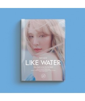 (Red Velvet) WENDY - Mini Album Vol.1 [Like Water] (photo book)/(case ver.)/(LP)