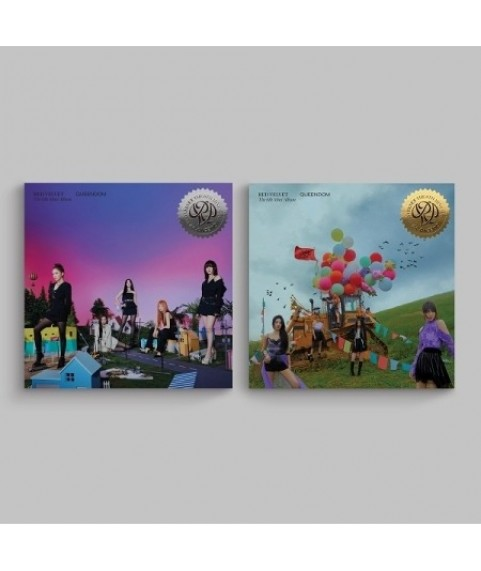 Red Velvet - Mini Album Vol.6 [Queendom] (Queens Ver.)/(Girls Ver.)