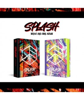 MIRAE - Mini Album Vol.2 [Splash]