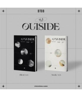 BTOB - Special Album [4U : OUTSIDE] (Silent Ver.) /(Awake Ver.)