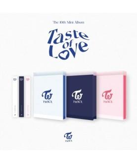 TWICE - Mini Album Vol.10 [Taste of Love]