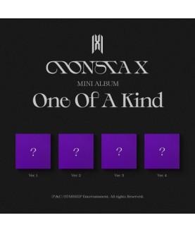 MONSTA X - Mini Album [ONE OF A KIND]