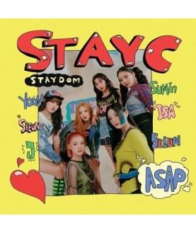 STAYC - Single Album Vol.2 [STAYDOM]
