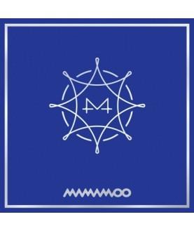 MAMAMOO - Mini Album Vol.8 [BLUE;S]