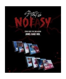Stray Kids - NOEASY(Jewel Case Ver.)(Random)