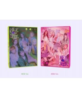 PURPLE KISS - Mini Album Vol.2 [HIDE & SEEK]
