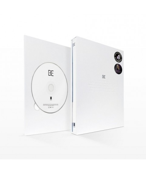 BTS - Album [BE (Essential Edition)] (+On-packed poster)