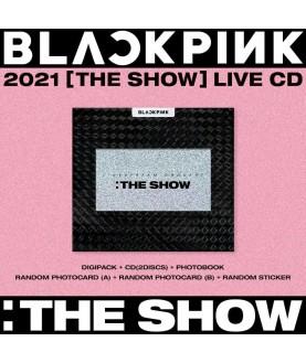 BLACKPINK - BLACKPINK 2021 [THE SHOW] LIVE CD