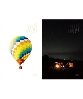 BTS -Special Album [花樣年華 Young Forever]